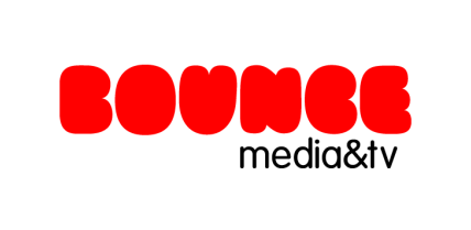 Logo Bounce Media & TV
