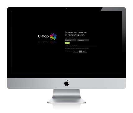 UMAP questionnaire login